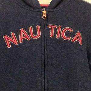 Nautica size 12 sweatshirt